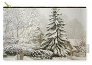 Winter Fairytale Carry-all Pouch