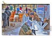 Winter Fest Artist Carry-all Pouch