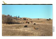 Winter Grazing Carry-all Pouch