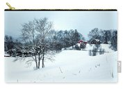 Winter Landscape 1 Carry-all Pouch