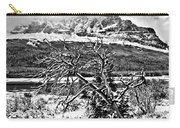 Winter On The Horizon Carry-all Pouch