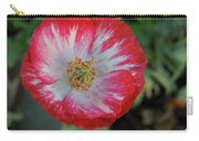 Winter Poppy Carry-all Pouch