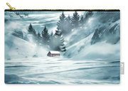 Winter Seclusion Carry-all Pouch