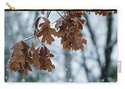 Winter Takes Hold Carry-all Pouch