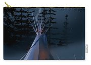 Winter Teepee Carry-all Pouch