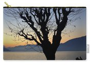 Winter Tree Carry-all Pouch by Joana Kruse