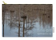 Wintering Cormorant Carry-all Pouch