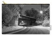 Winter's Beauty Carry-all Pouch by Joel Witmeyer