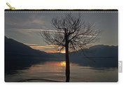 Wintertree In The Evening Carry-all Pouch