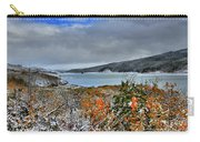 Wintry Dusting Carry-all Pouch