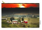 Wisconsin Farm Carry-all Pouch