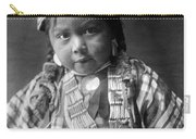 Wishram Girl 1909 Carry-all Pouch