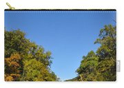 Wissahickon Blue Skies Carry-all Pouch