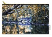 Wissahickon Creek At Bells Mill Carry-all Pouch