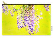 Wisteria Abstract Carry-all Pouch