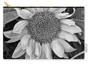 Wistful One Monochrome Carry-all Pouch