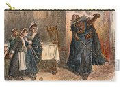 Witch Trial: Tituba, 1692 Carry-all Pouch by Granger