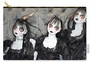 Witches Of Hallow's Eve Carry-all Pouch