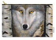 Wolf Beauty Carry-all Pouch