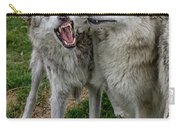 Wolf Confab Carry-all Pouch