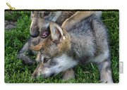 Wolf Play Carry-all Pouch