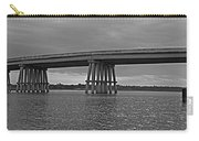 Wolf River Bridge Carry-all Pouch