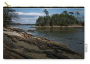 Wolfs Neck State Park Carry-all Pouch