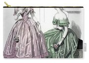 Womens Fashion, 1843 Carry-all Pouch
