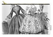 Womens Fashion, 1853 Carry-all Pouch