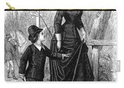 Womens Fashion, 1876 Carry-all Pouch by Granger
