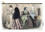 Womens Fashion, C1850 Carry-all Pouch
