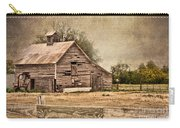 Wood Barn Carry-all Pouch