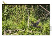 Wood Duck In Flight Carry-all Pouch