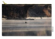 Wood Duck - On The Scenic Sucarnoochee River Carry-all Pouch