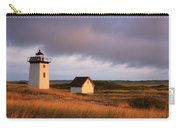 Wood End Lighthouse Landscape Carry-all Pouch