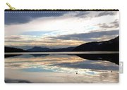 Wood Lake Mirror Image Carry-all Pouch