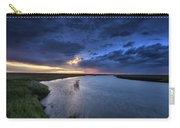 Wood River Saskatchewan Canada Carry-all Pouch