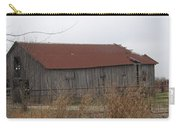 Wooden Barn Carry-all Pouch