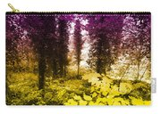 Woodland Color Carry-all Pouch
