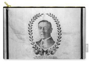 Woodrow Wilson Bandana Carry-all Pouch