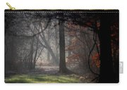 Woods - Dirt Road Photo - The Quiet Place Carry-all Pouch