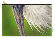 Woodstork Portrait Carry-all Pouch