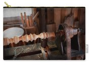 Woodworker - Lathe - Rough Cut Carry-all Pouch