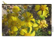 Woolley Ragwort Carry-all Pouch