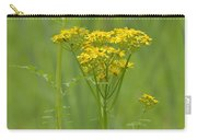 Woolly Ragwort Carry-all Pouch