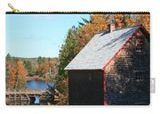 Working Gristmill Carry-all Pouch