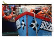 Working Harbour Carry-all Pouch by Terri Waters