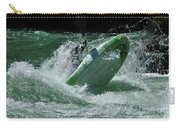 Working The Rapids Carry-all Pouch