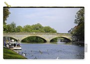 Workman Bridge And The River Avon Carry-all Pouch