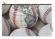 World Baseball Carry-all Pouch